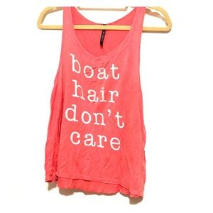 Tops - Loose fitting boutique tank